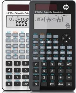 calculadora hp cientifica