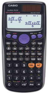 calculadora casio FX 85 ES PLUS