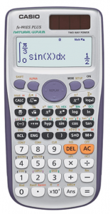 calculadora casio fx-991es