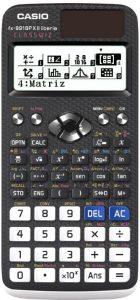 caluladora para ingenieria casio fx-991spx ii