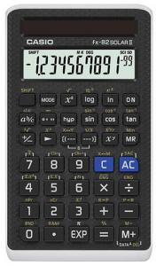 calculadora casio NUEVA fx 82 SOLAR II