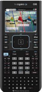 Texas Instruments TI Nspire CX CAS Calculadora gráfica