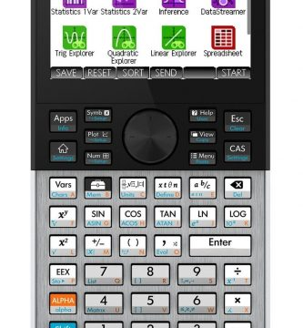 HP Prime Graphing Calculator(G8X92AA)