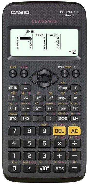 Calculadora para ebau selectividad evau